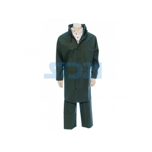 CHAQUETA 3/4  LARGA IMPERMEABLE