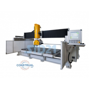 CORTADORA CNC 5 EJES CR 2 PLUS